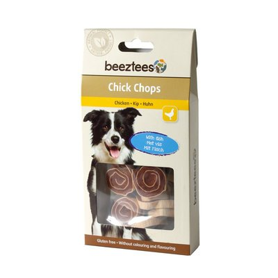 Beeztees Hundesnack Chicken Chops