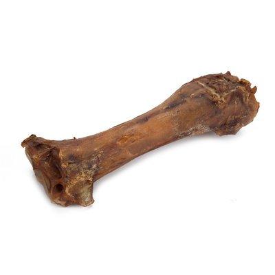 Beeztees Hundesnack getrocknetes Unterbein Rind rund in Folie