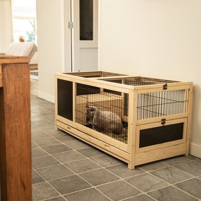 Beeztees Kaninchenstall Jez Indoor Holz Preview Image