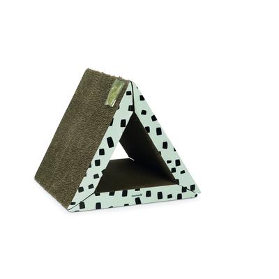 Beeztees Karton Kratzspielzeug Triangel