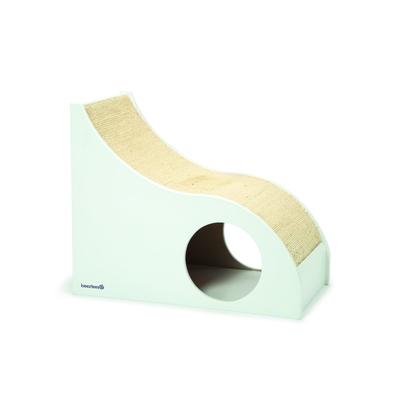 Beeztees Kratzblock Fendy weiss, 55 x 30 x 45 cm, weiss