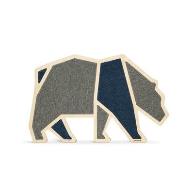 Beeztees Kratzbrett Blue Bär
