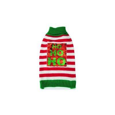 Beeztees Weihnachtspullover für Hunde Hohoho
