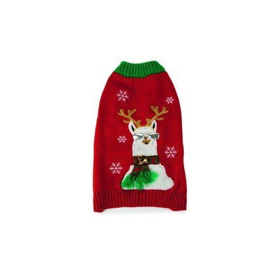 Beeztees Weihnachtspullover für Hunde Rentier