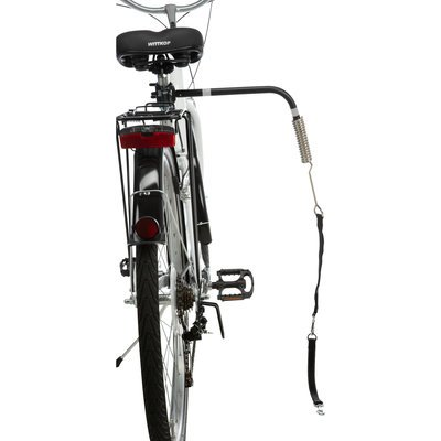 TRIXIE Biker-Set Hunde Abstandhalter für Fahrräder