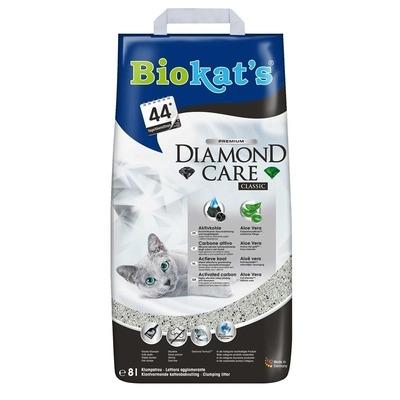 Biokats Diamond Care Classic, 8 Liter