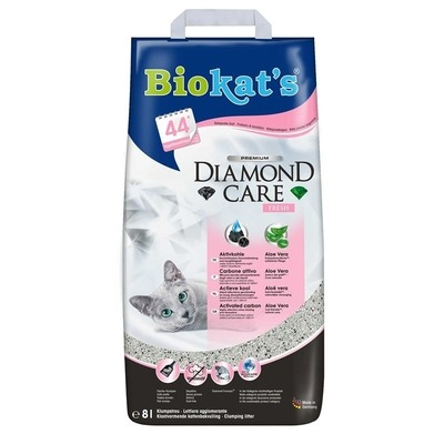 Biokats Diamond Care Fresh, 8 Liter