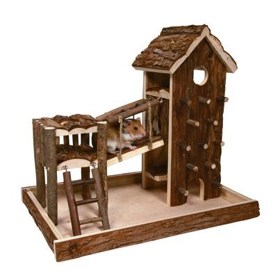 TRIXIE Spielplatz Birger für Hamster