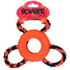 Zeus Bomber Tri Loop Zerrspielzeug für Hunde Preview Image