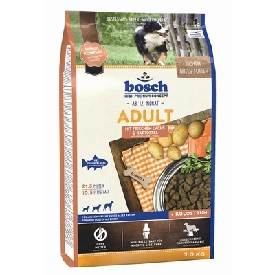 Bosch Adult Lachs & Kartoffel Hundefutter