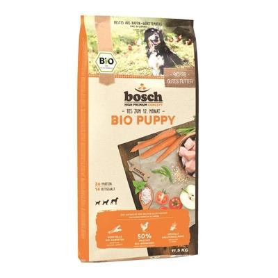 Bosch Bio Puppy Hühnchen & Karotten Hundefutter