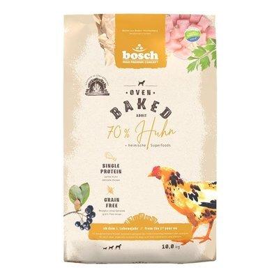 Bosch Oven Baked Huhn Hundefutter