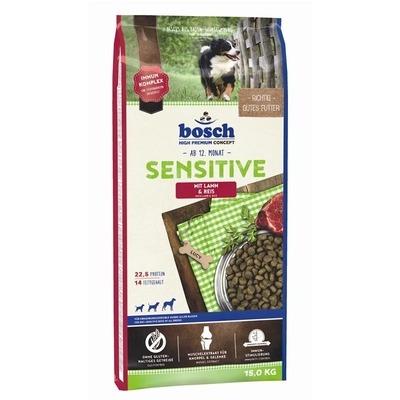 Bosch Sensitive Lamm und Reis