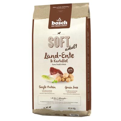 Bosch SOFT Land-Ente & Kartoffel, 12,5 kg