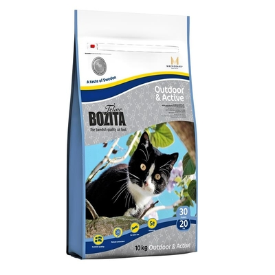 Bozita Adult Outdoor & Active Katzenfutter