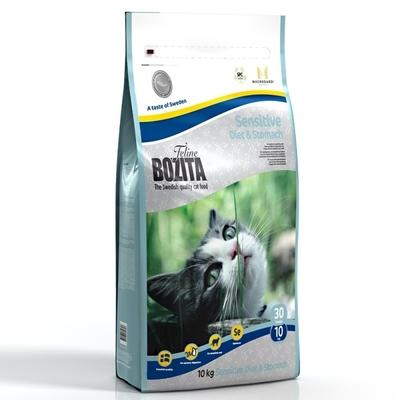 Bozita Cat Diet & Stomach Sensitive Katzenfutter