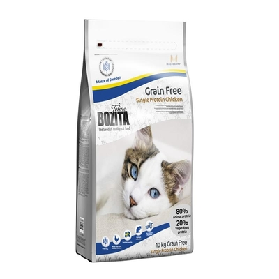 Bozita Cat Grain Free Chicken Katzenfutter, 10kg