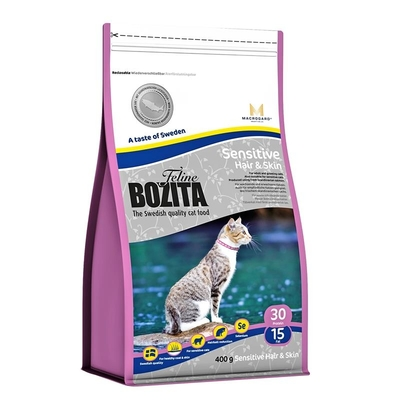 Bozita Cat Hair & Skin Sensitive Katzenfutter, 400g