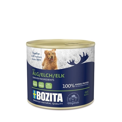 Bozita Dog Dose Pate Hundefutter Dosen