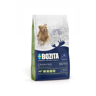 Bozita Hundefutter Grain Free Elch