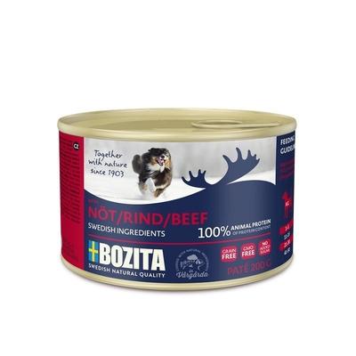 Bozita Hundefutter in Dosen Paté