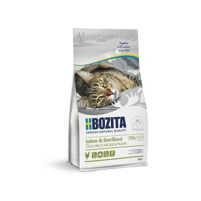 Bozita Trockenfutter Indoor & Sterilised Huhn