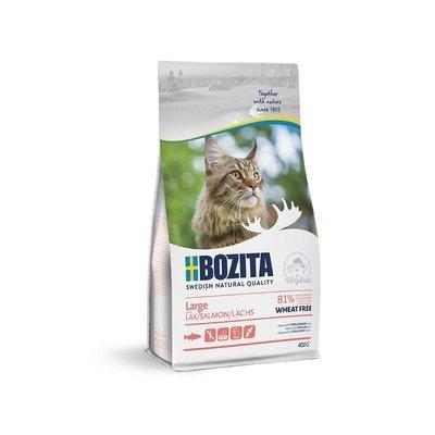 Bozita Katzenfutter Large Weizenfrei Lachs
