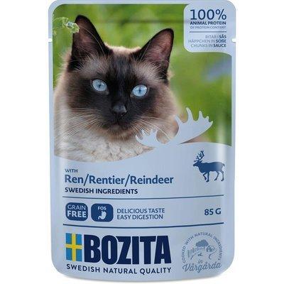 Bozita Pouch Katzenfutter Häppchen in Soße
