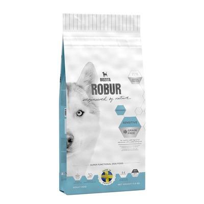 Bozita Robur Sensitive Rentier getreidefreies Hundefutter, 11,5kg