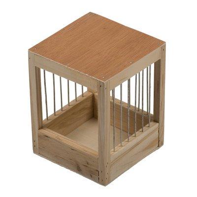 Brutkasten aus Holz