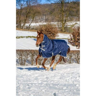 Bucas Winterdecke mit Halsteil Freedom Turnout Full Neck 300