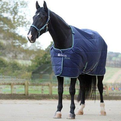 Bucas Pferdedecke Stalldecke Quilt 150