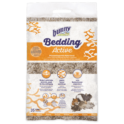 Bunny Bedding Active Natureinstreu