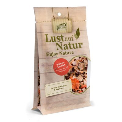 Bunny Vitamin-Spender Kleintier Snack Preview Image