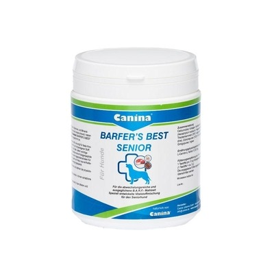 Canina Pharma Barfers Best Senior