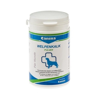 Canina Pharma Welpenkalk Pulver