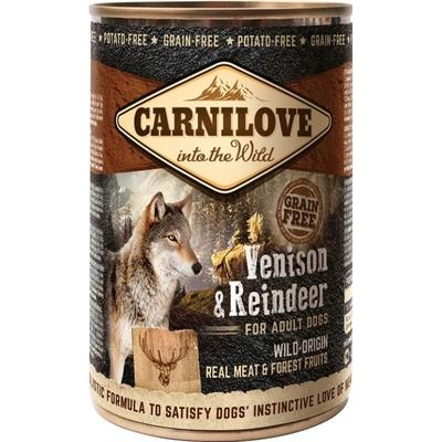 Carnilove Adult Hundefutter Venison & Reindeer