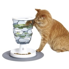 Catit Design Senses Futter-Labyrinth Katzenspielzeug