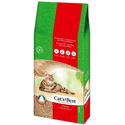 Cats Best Original Katzenstreu, 40 l
