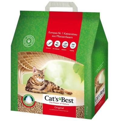 Cats Best Original Katzenstreu, 10 l