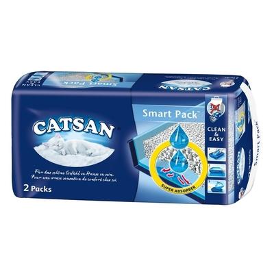Catsan Smart Pack Einlegepack für Katzentoiletten