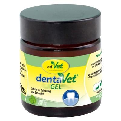 cdVet dentaVet Zahnpflege Gel für Haustiere