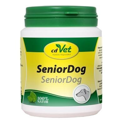 cdVet SeniorDog Ergänzungsfuttermittel für Hunde