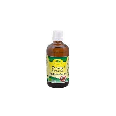 cdVet ZeckEx herbal