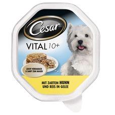 Cesar Vital 10+ Senior Schälchen