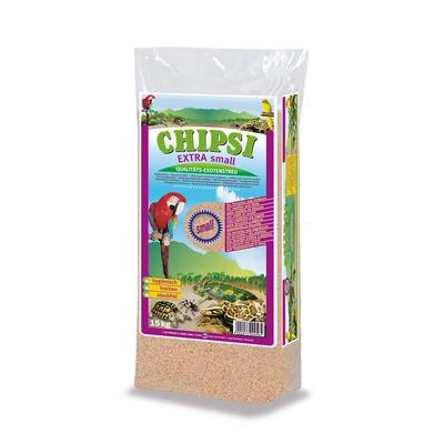 Chipsi Extra Buchenspan Exotenstreu