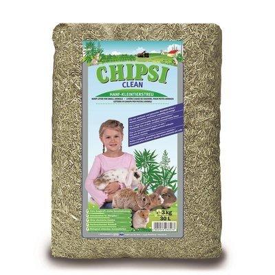 Chipsi Kleintier Einstreu Clean 30 L Preview Image