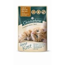 Christopherus feine Kost Katzenfutter Adult Preview Image