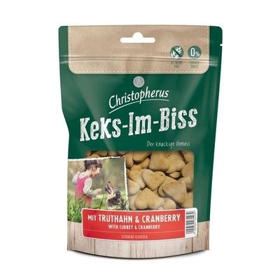 Christopherus Hundesnacks Keks-Im-Biss