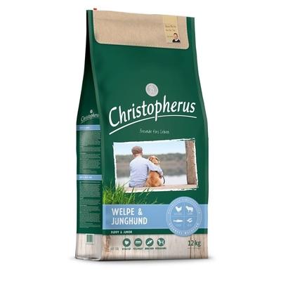 Christopherus Welpe & Junghund Hundefutter, 12kg